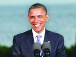Obamaya timsah sigortası