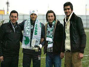 Konyasporda ayın futbolcusu