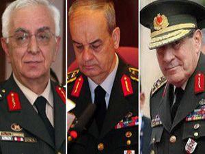 Genelkurmay başkanları hakkında karar