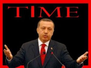 Başbakan Erdoğan Time Dergisine Kapak Oldu