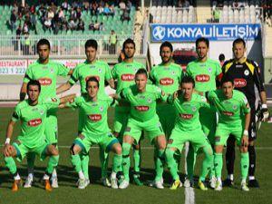 Konyasporun Giresunspor maçı kadrosu