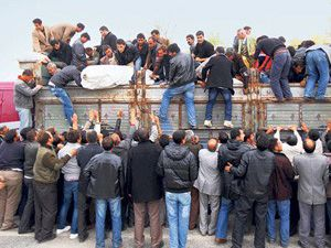 Yağmacı, BDPli belediyenin zabıtası çıktı