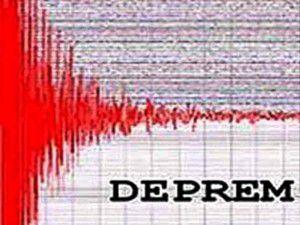 Japonyada deprem