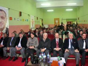 AK Parti Halkapınar Olağan Kongresi