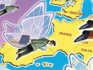 Avrupalı iş için Türkiyenin kapısına dayandı