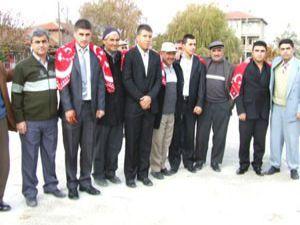 Tuzlukçudan 91-4 tertip askerler dualarla uğurlandı
