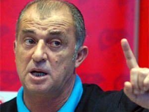 Fatih Terimden Galatasaraya ret