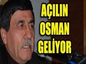 Osman Serdengeçti Konyada anıldı