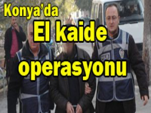El Kaide operasyonu: 15 gözaltı