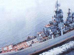 Rus donanması Suriye sularında
