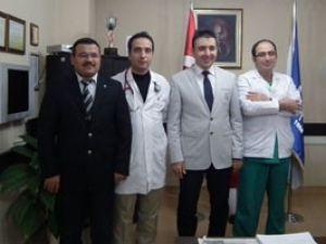Akşehir Devlet Hastanesine 3 uzman doktor atandı.