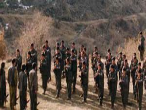 PKK, Suriyede kamp kurdu