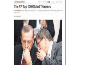 100 küresel düşünür listesinde Konyalı