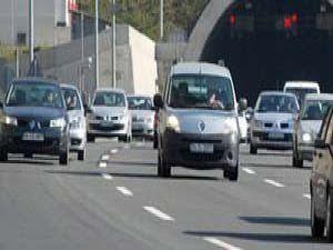 Eylülde 38 bin 551 otomobil yollara çıktı