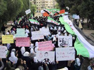 Suriyeye Koridordan girecekler