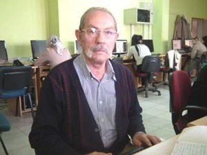 Konyada 66 yaşında bilgisayar öğreniyor