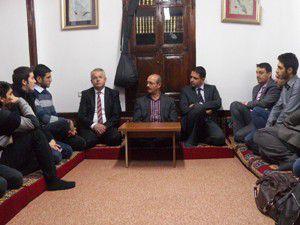 AK Gençlik Ahmet Sorgunu konuk etti