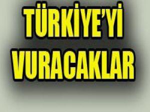 Üç Ülke Türkiyeyi Vuracak