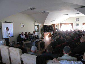 Karatay Belediyesi emeklilere seminer düzenledi