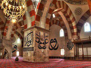 Kazakistanın camisini Türk müteahhitler inşa ediyor