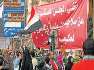 Tahrir gerçek devrime kararlı
