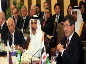 Arap Birliğinin Suriyeye yaptırım kararı onaylandı
