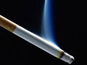 Sigarada, 54 kişi ve kuruma tutanak