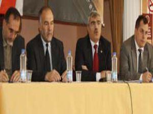 Ak Parti Seydişehir ilçe başkanı kim oldu?