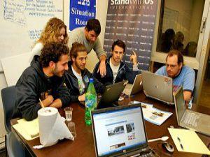 Facebookta 9 bin kişi İsrail için çalışıyor