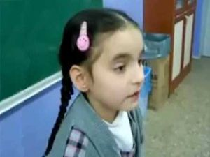 Minik Gizem Türkiyeyi ağlattı