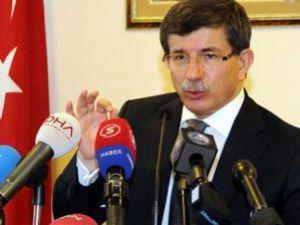 Davutoğlu Suriyeyi anlatacak