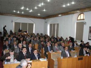Konya İl Genel Meclisinin 2012 bütçesi