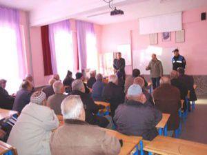 Beyşehirde huzur toplantısı