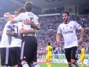 Tel Aviv 2 - 3 Beşiktaş