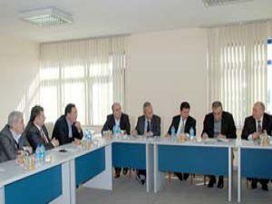 Sanayicinin sorunları Mersin Limanına iletildi
