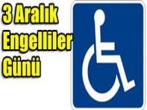 """""""Engellilik bedende değil akıldadır"""""""