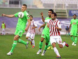 Konyaspor 1 - 0 G. Antep B.B.