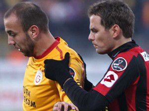 Galatasaray Geçlerbirliğini mağlup etti