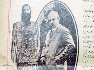 Dünyayı şaşırtan Osmanlı robotu