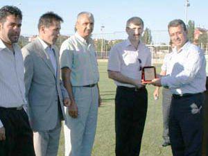 Başkent Üniversitesi Hastanesi Şampiyon