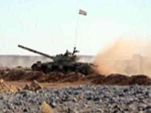 Suriyeden düşmanlarına gözdağı