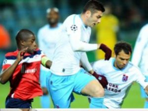 Trabzonspor UEFA dedi
