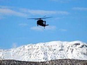 Yedi katlı PKK mağarasına baskın