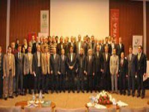 """""""Yeşil Ekonomiler"""" konferansı bitti"""