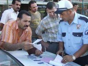 Konyada 39 Günde Kaç TLlik Park Cezası Kesildi?