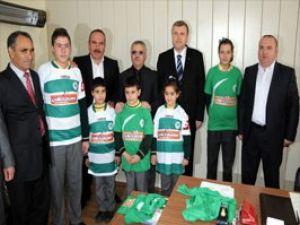 Konyaspordan forma kampanyası