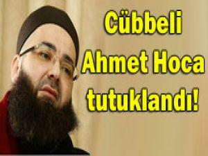 Cübbeli Hoca tutuklandı!