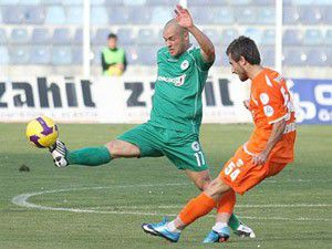 Konyasporun Adana ile 22. randevusu
