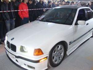 Konyada araba güzellik yarışması