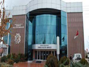 Konevi Kültür Merkezi yenileniyor